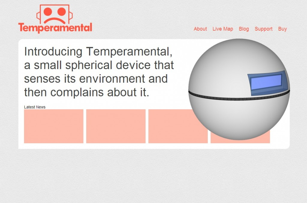 temperamental-web